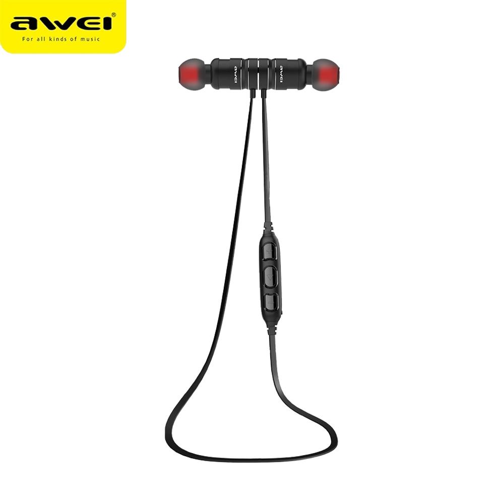 AWEI AK4 高規 防水防汗 磁吸式運動耳機 @ Y!購物