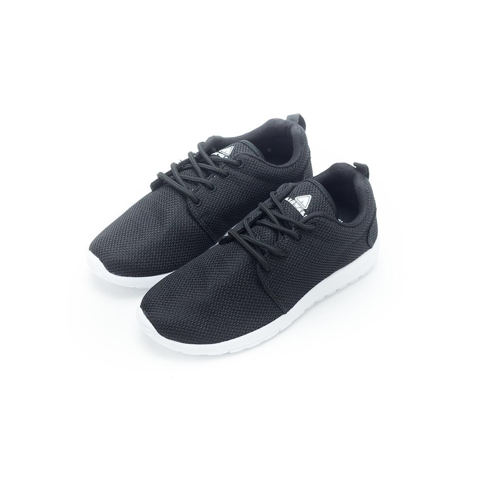 【AIRWALK】輕量慢跑鞋(男)-黑