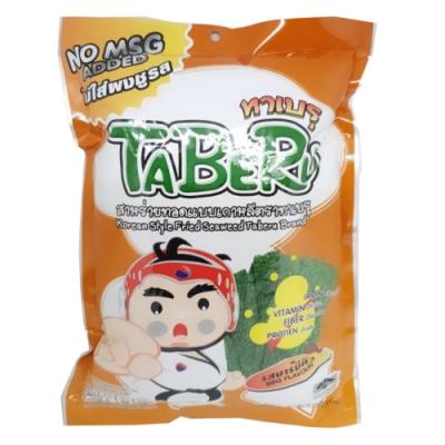 泰國 厚片海苔-BBQ風味(40g)