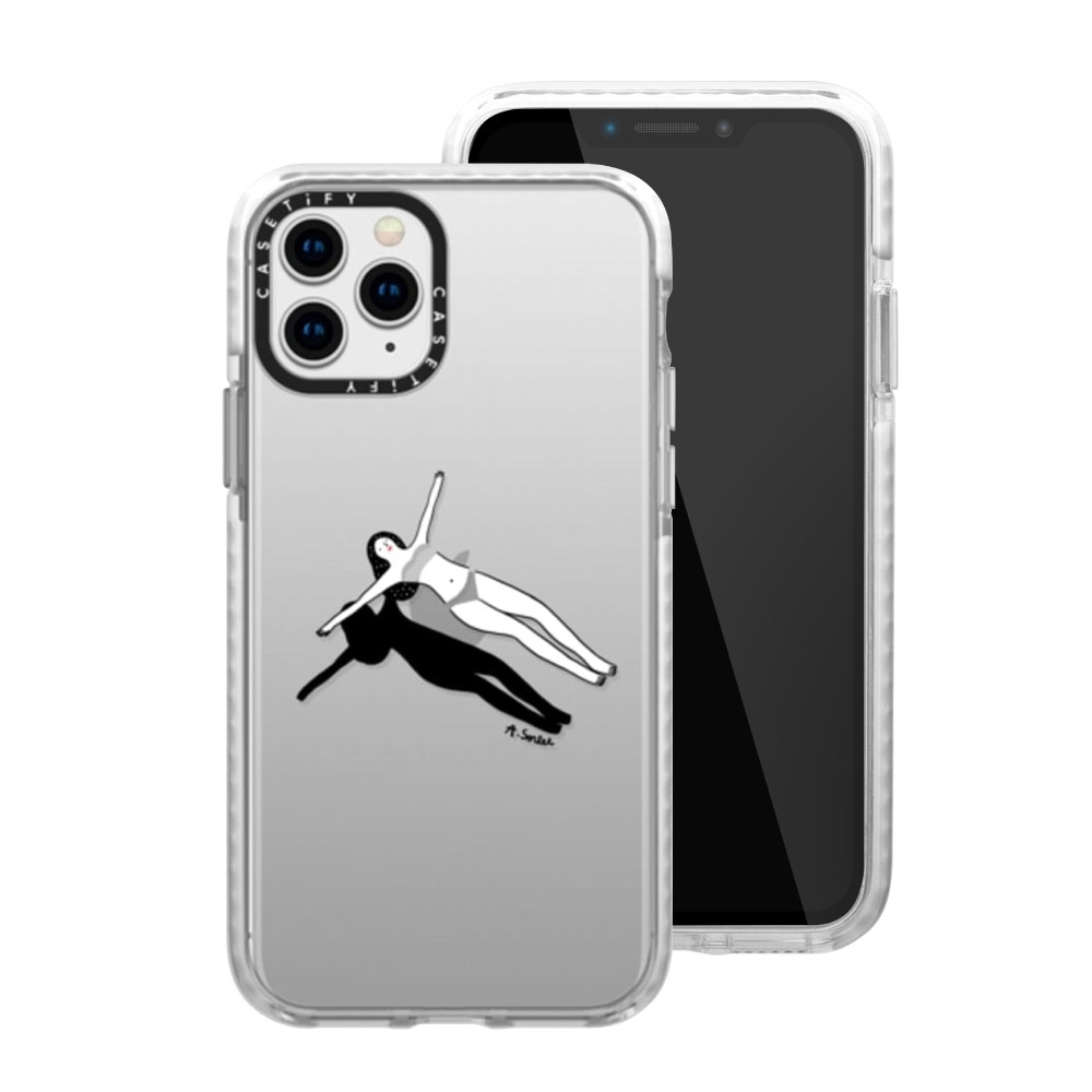 Casetify iPhone 11 Pro Max 耐衝擊保護殼-慵懶假期