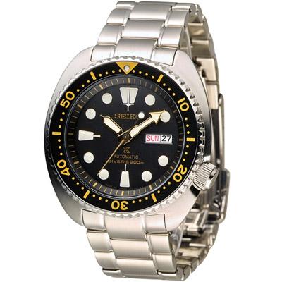 SEIKO PROSPEX 海龜系列200M潛水自動機械錶(SRP775J1)44mm