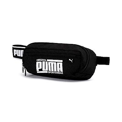PUMA-男女PUMA Sole腰包-黑色
