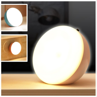 EZlife 長續航智能充電自動感應燈