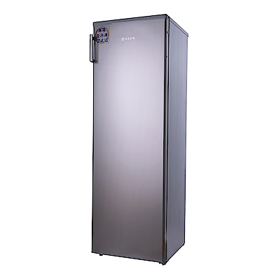 HAWRIN華菱 168L 直立式冷凍櫃 HPBD-168WY 右開