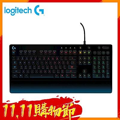 羅技  G213 PRODIGY RGB電競有線鍵盤