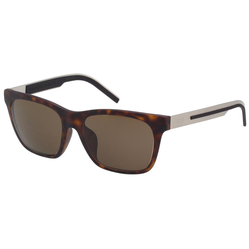 Dior 偏光 中性 太陽眼鏡 (琥珀色)