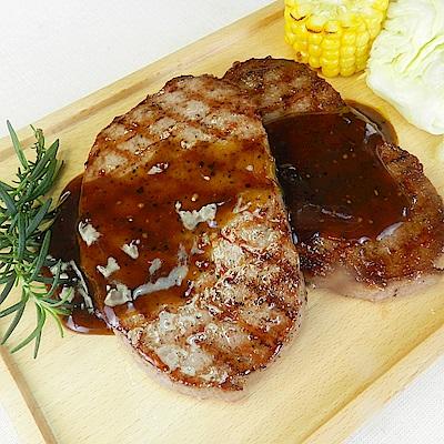 【好神】頂級和牛漢堡排120g 10片組