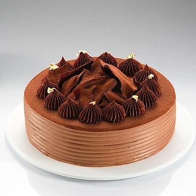 亞尼克蛋糕 皇冠6吋 母親節蛋糕預購