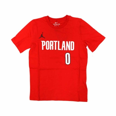 NIKE NBA Statement Edition 青少年 短袖上衣 拓荒者隊 Damian Lillard