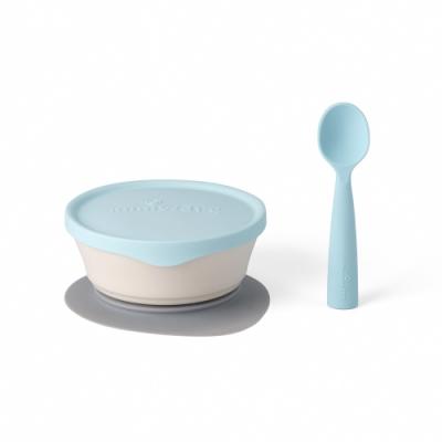 【BONNSU-舊金山Miniware】天然聚乳酸兒童學習餐具- 點心時光祖