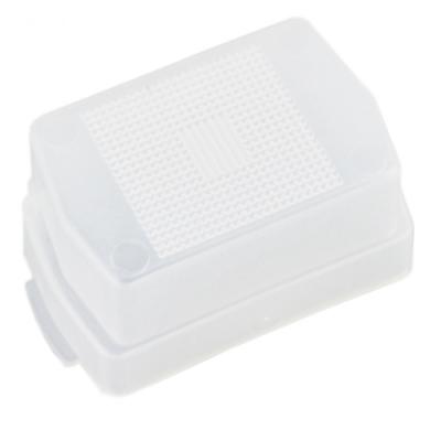 JJC尼康Nikon副廠肥皂盒FC-26C(白色)適SB-800/SB-50DX/SB-80DX和YONGNUO永諾YN-460 467 II/465/468II
