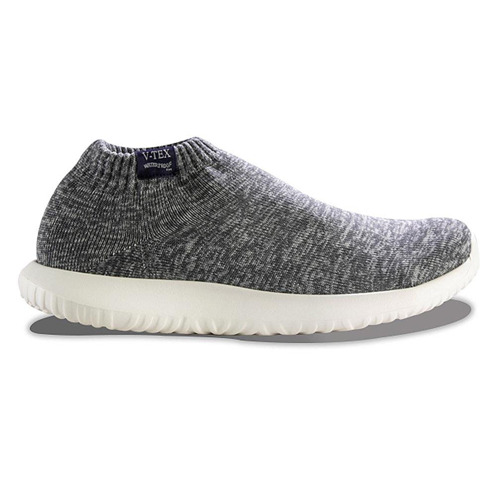 V-TEX超輕量襪鞋 地表最強防水透濕襪鞋-靜動灰(女)