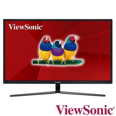 [無卡分期12期]ViewSonic VX3211-4K-MHD32型4K超高解析電競螢幕