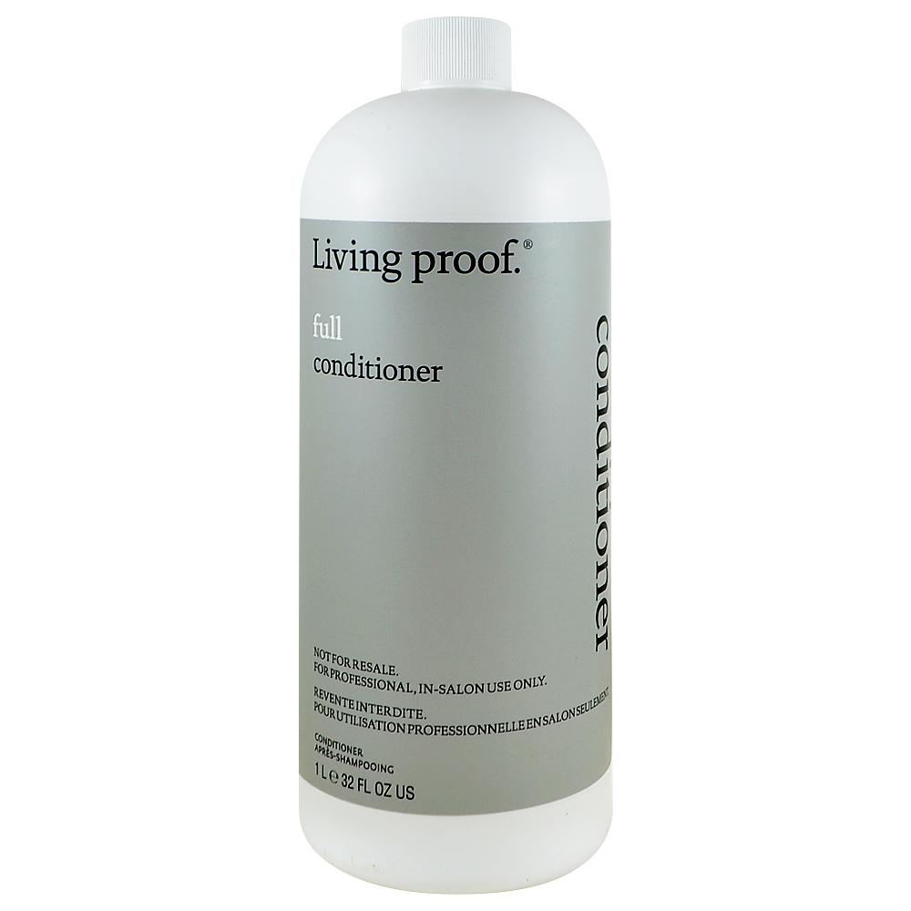 Living Proof 蓬鬆2號 潤髮乳 1000ml 贈壓頭x1