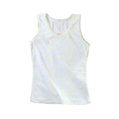 魔法Baby 女童背心內衣(兩件一組) 台灣製女童吸汗速乾背心內衣  k51515