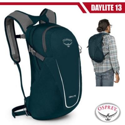 OSPREY Daylite 13L 超輕多功能隨身背包/攻頂包_汽油藍 R