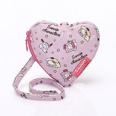 VOVAROVA空氣包-甜在心錢進來票卡夾-Sanrio 甜蜜時光