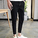 BuyGlasses 日式職人清新牛仔長褲