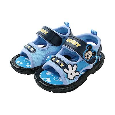 迪士尼米奇正版嗶嗶涼鞋 sk0820 魔法Baby