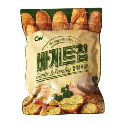 CW 大蒜麵包餅乾400g