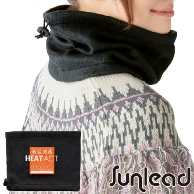 Sunlead 吸濕發熱兩用式HEATACT軟帽/脖圍