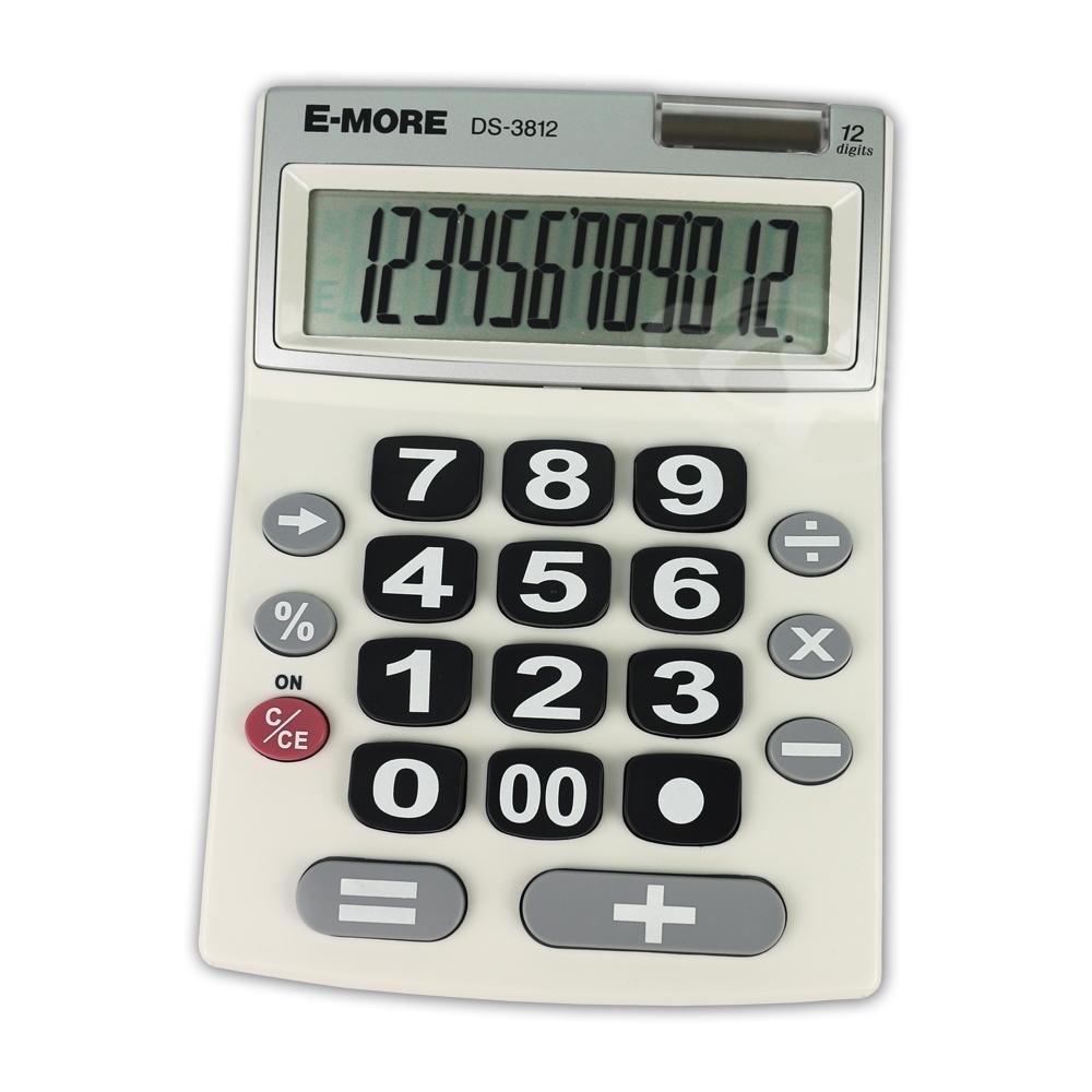 E-MORE 北歐風格計算機 DS-3812