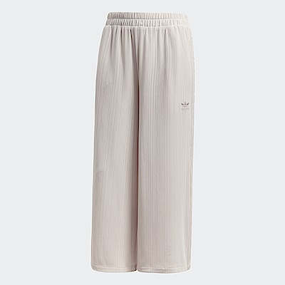 adidas 運動寬褲 女 CW0457
