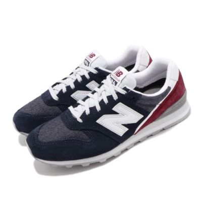 New Balance 休閒鞋 WL996BAD 寬楦 女鞋