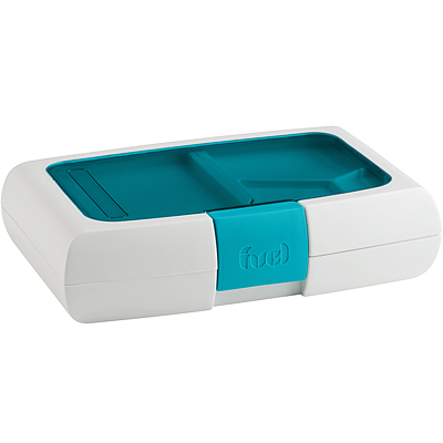《FUEL》分格便當盒組(藍)