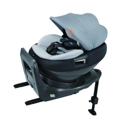【Combi 康貝】Nexturn ISOFIX懷抱式床型汽座 (0-4歲安全汽車座椅) 3色任選