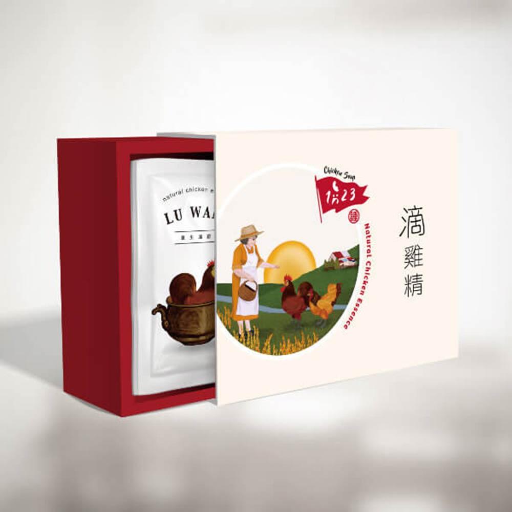 陸旺 養生滴雞精 (60ml/包,10包/盒)