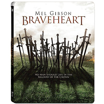 英雄本色 (鐵盒版) Braveheart  藍光 BD