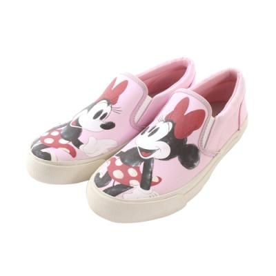 魔法Baby 女鞋 台灣製迪士尼小熊維尼正版新潮帆布鞋 sd3148