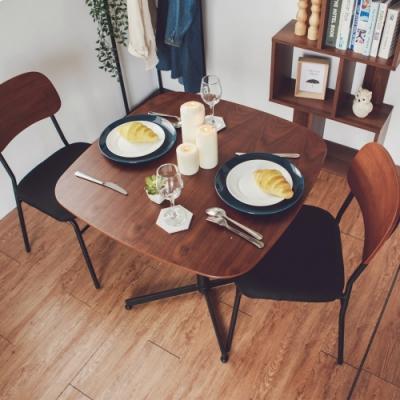 完美主義 復古風餐桌/咖啡桌/工作桌(2色)