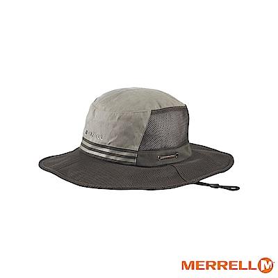 MERRELL 吸濕排汗快乾休閒帽-黑(5318HC113)