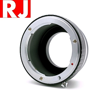 RJ製造 鏡頭轉接環Nikon F-Nikon 1,即F-N1