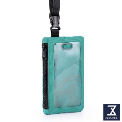 74盎司 Life 頸掛手機兩用包[TG-235-Li-T]薄荷綠