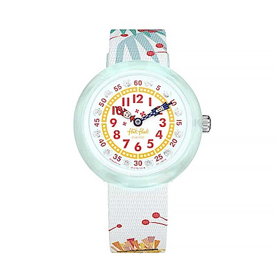 FlikFlak 兒童錶 TROPICAL FUN 熱帶樂趣