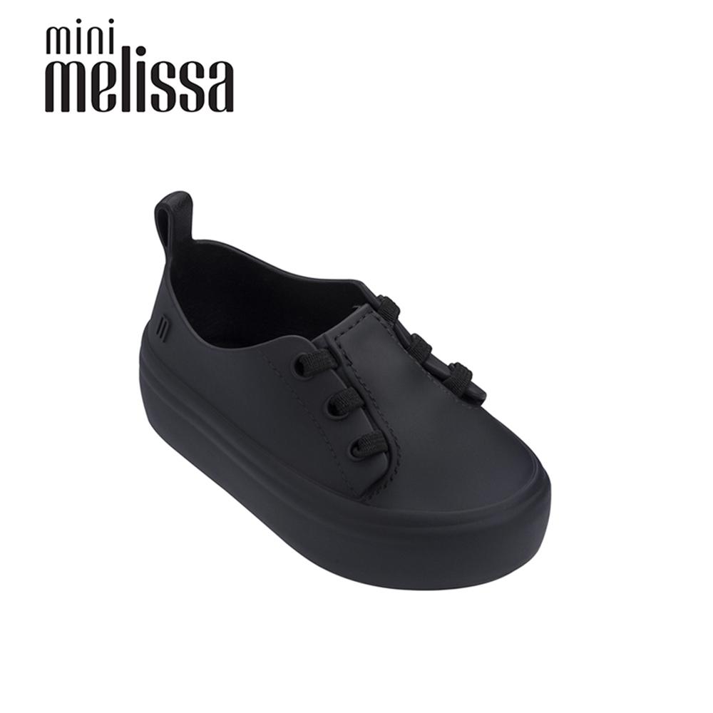 Melissa Family親子休閒鞋寶寶款-黑色