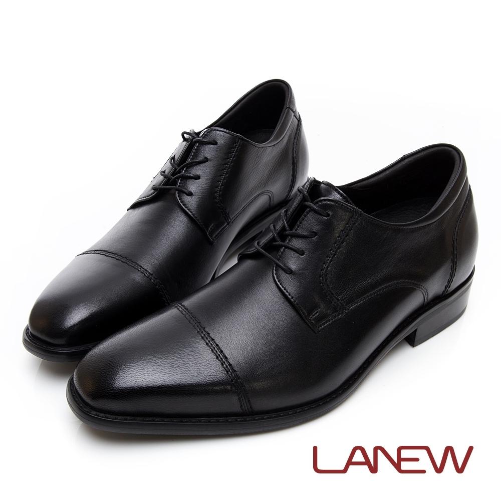 LA NEW Q Lite 內增高紳士鞋(男225034036)