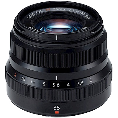 FUJIFILM XF 35mm F2R WR 黑色 (平行輸入)