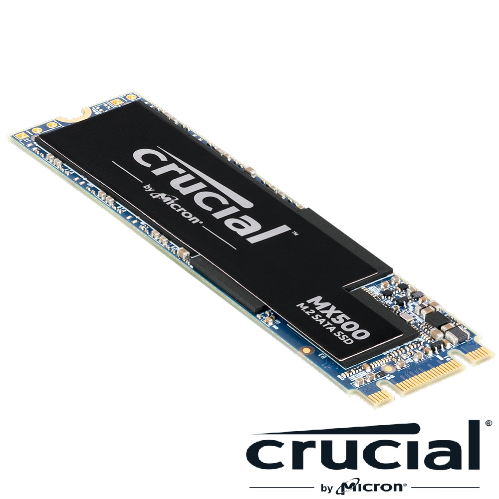 Crucial MX500 500GB ( M.2 Type 2280SS) SSD