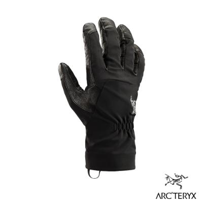 Arcteryx 始祖鳥 Venta AR GORE-TEX 防風軟殼手套 黑