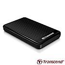 創見 StoreJet 25A3 2.5吋 2TB USB3.1 Gen1 行動硬碟(黑)