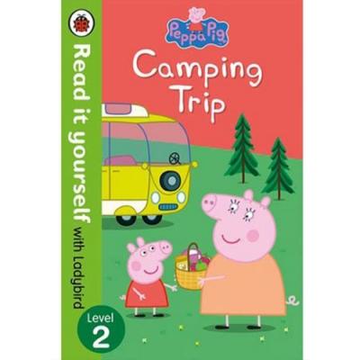 Peppa Pig:Camping Trip 佩佩豬露營囉!分級閱讀小書