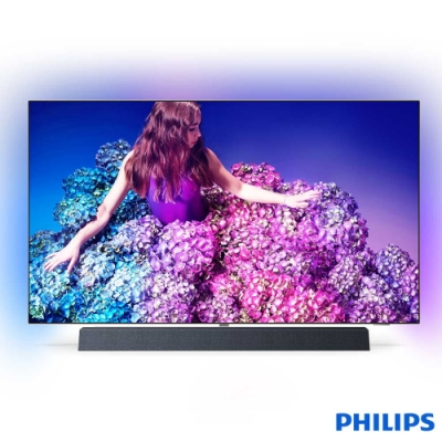 PHILIPS飛利浦55型 OLED 4K HDR Android液晶顯示器55OLED934
