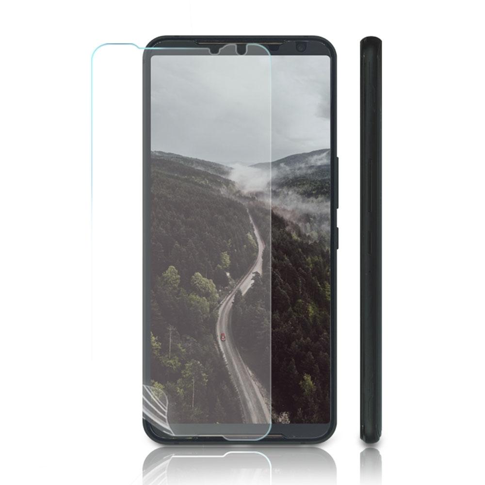 o-one大螢膜PRO ASUS ROG2 正面滿版全膠螢幕保護貼
