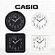 CASIO卡西歐 簡約黑白掛鐘IQ-01S/IQ-02S(四款任選) product thumbnail 1