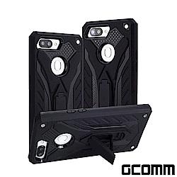 GCOMM OPPO R15 PRO Solid Armour 防摔盔甲保護殼 黑盔甲