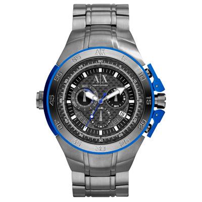 A│X Armani Exchange 動感速度全球限量鈦合金腕錶